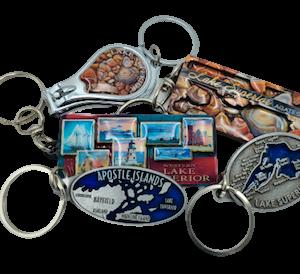 Souvenirs Keychains